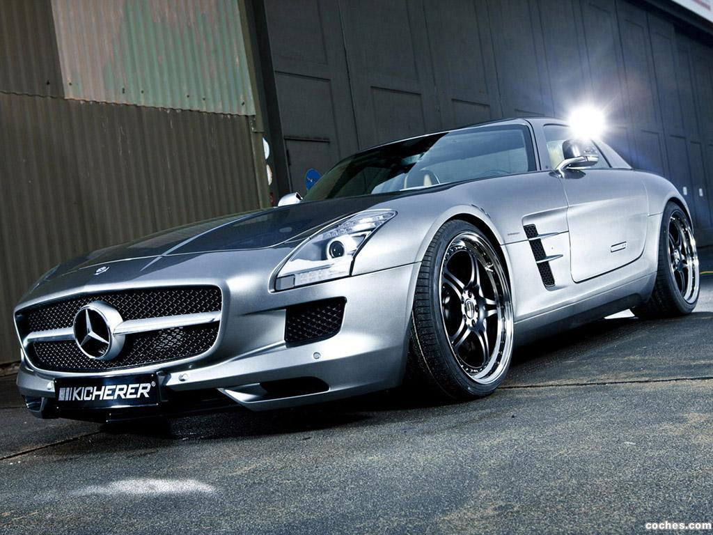 Foto 0 de Kicherer Mercedes AMG Clase SLS 63 Supersport 2011