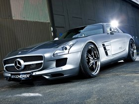 Ver foto 1 de Kicherer Mercedes AMG Clase SLS 63 Supersport 2011
