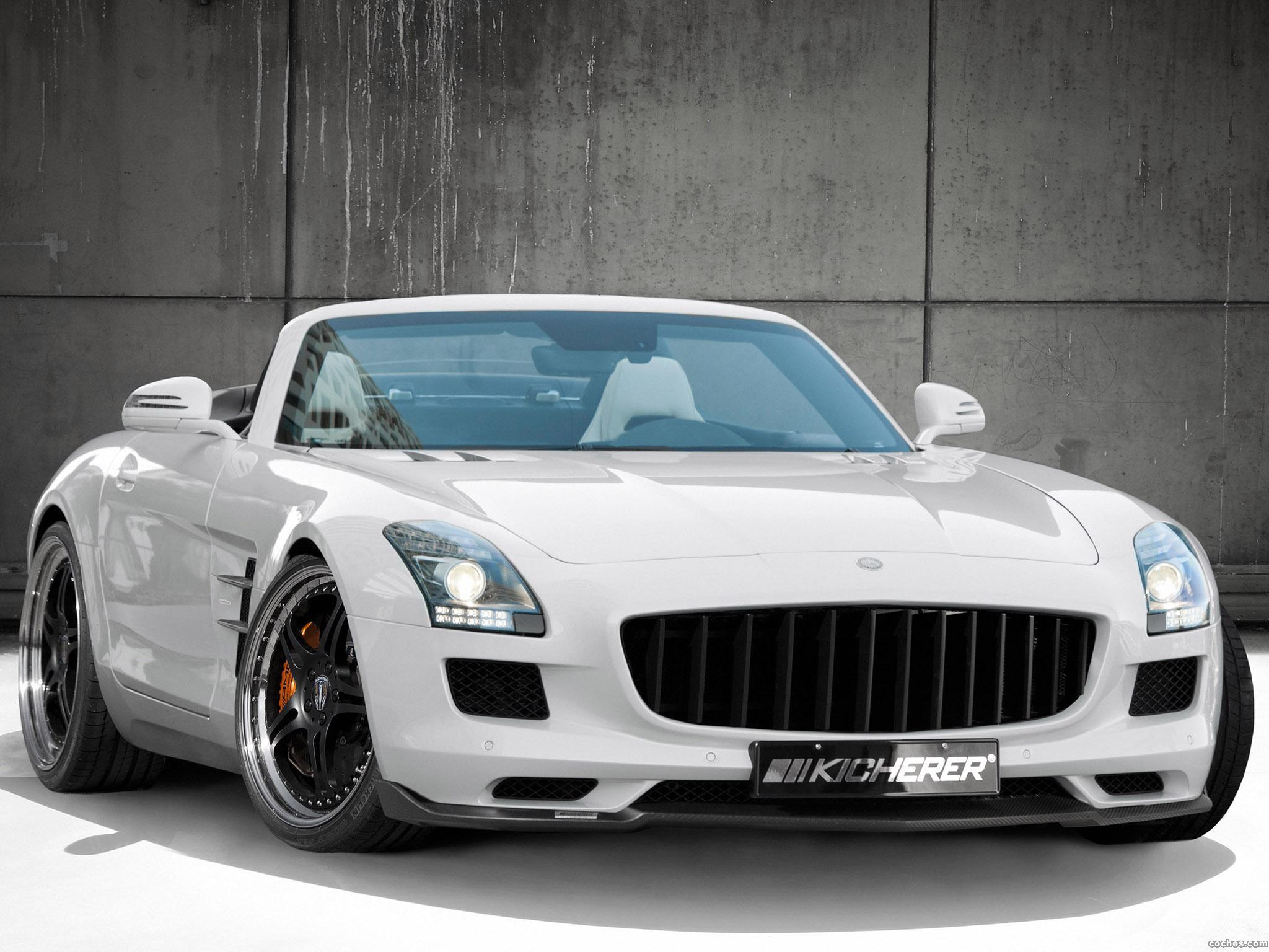 Foto 0 de Kicherer Mercedes AMG Clase SLS Roadster Supersport GTR 2011