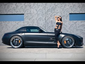 Ver foto 6 de Kicherer Mercedes AMG Clase SLS63 Supersport GT 2011