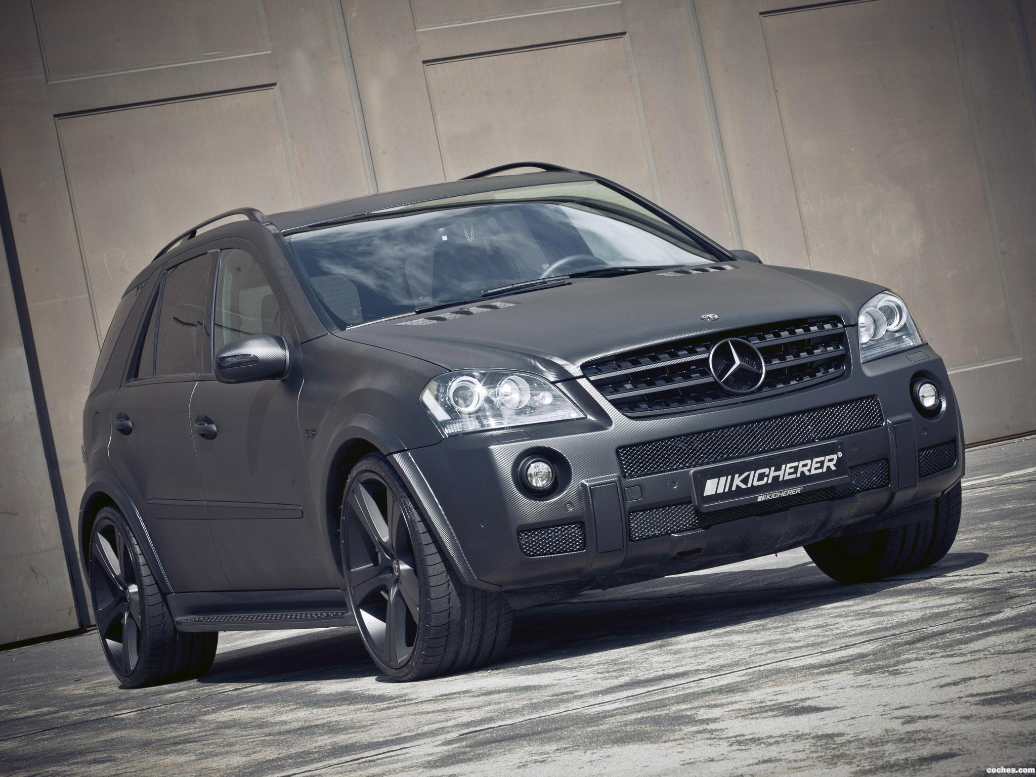 Foto 0 de Kicherer Mercedes AMG Clase ML ML63 W164 2011