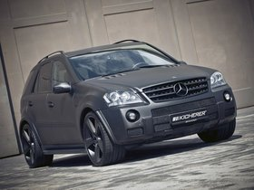 Fotos de Kicherer Mercedes AMG Clase ML ML63 W164 2011