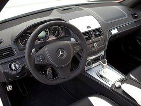 Ver foto 6 de Kicherer Mercedes Clase C C63 AMG White Edition 2011