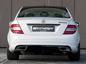 Ver foto 2 de Kicherer Mercedes Clase C C63 AMG White Edition 2011