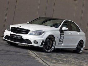 Fotos de Kicherer Mercedes Clase C C63 AMG White Edition 2011