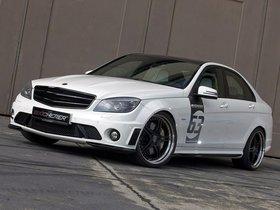 Fotos de Kicherer Mercedes Clase C C63 AMG White Edition 2011