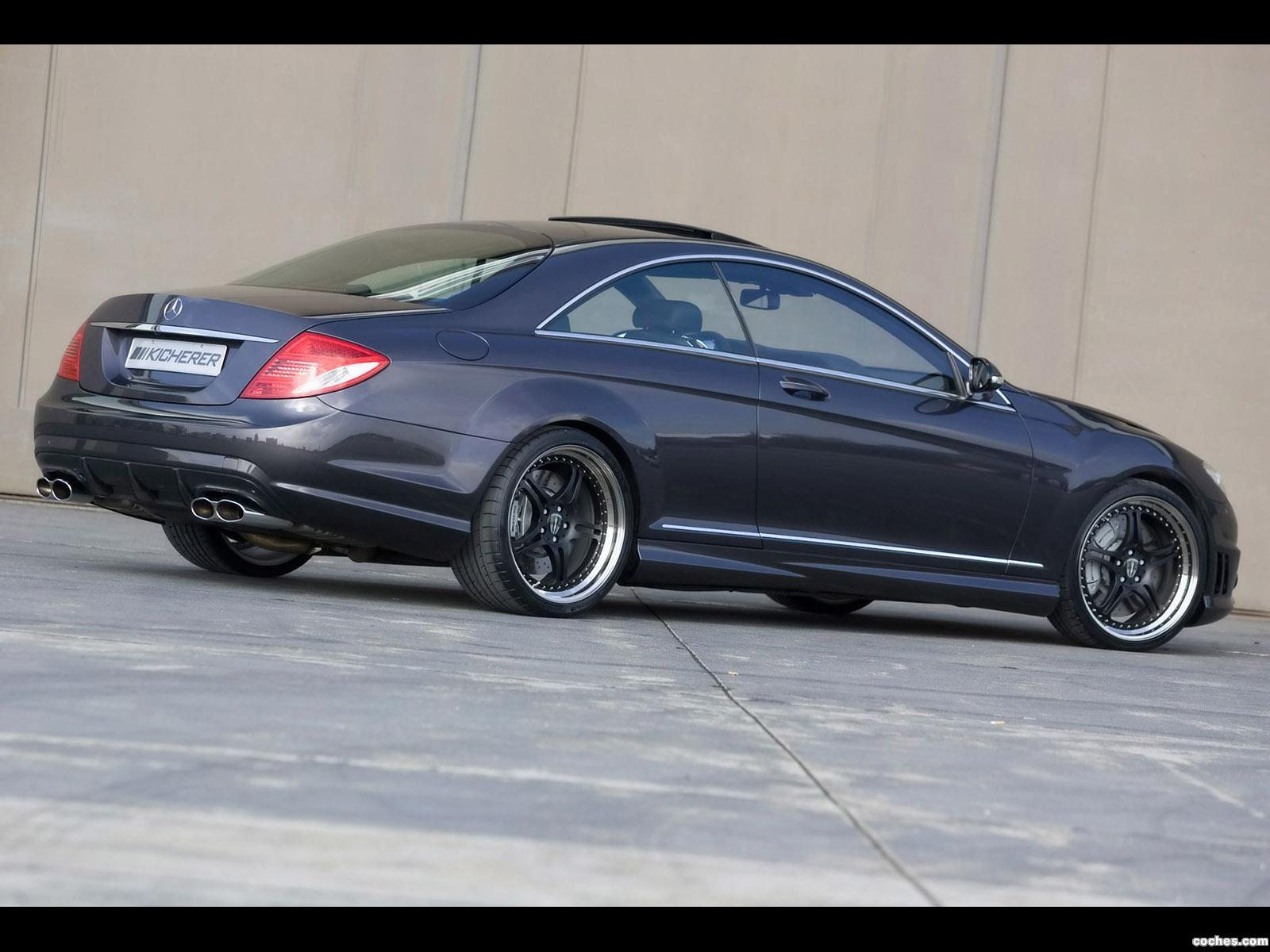 Foto 4 de Mercedes Kicherer CL60 Coupe 2009