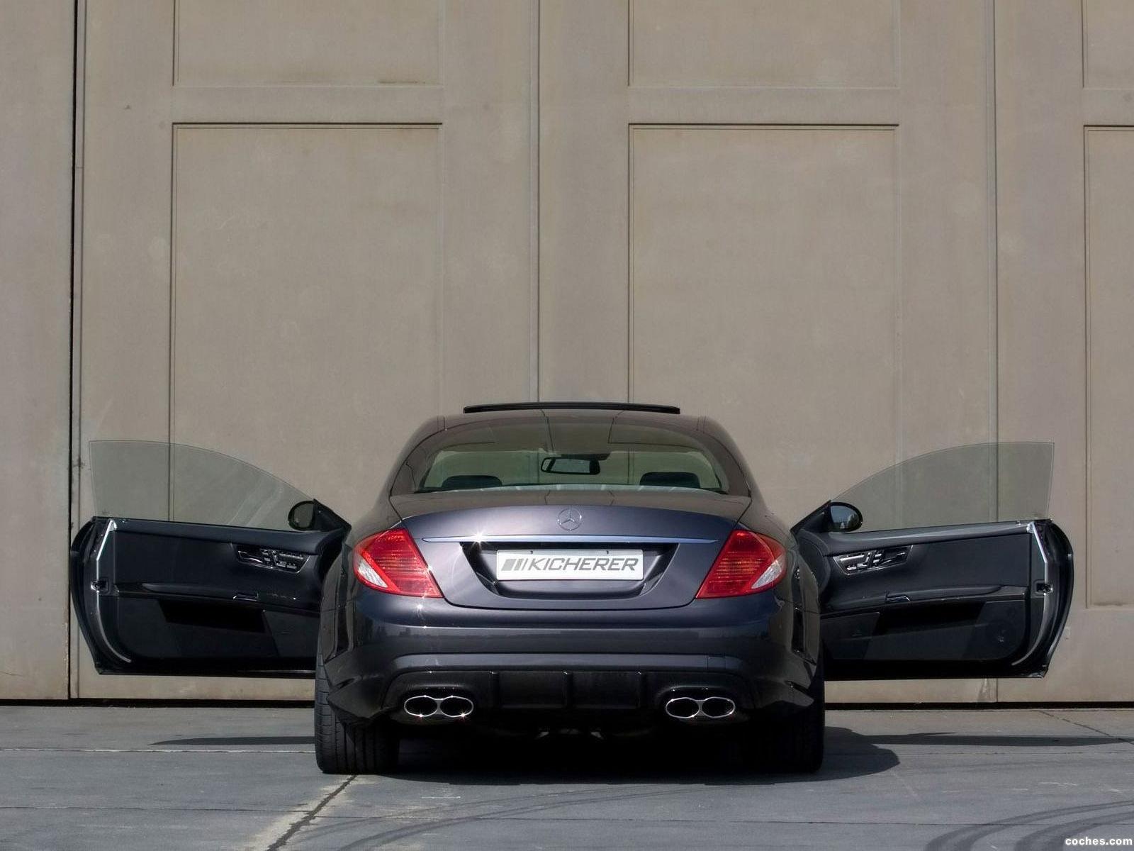 Foto 3 de Mercedes Kicherer CL60 Coupe 2009