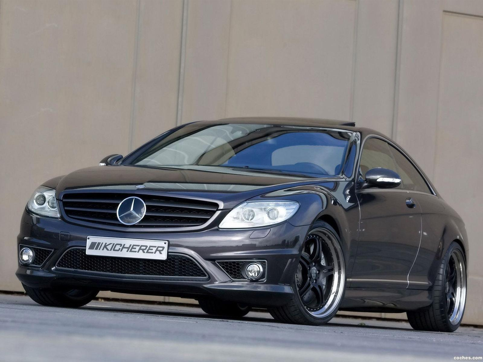 Foto 0 de Mercedes Kicherer CL60 Coupe 2009