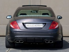Ver foto 3 de Mercedes Kicherer CL60 Coupe 2009
