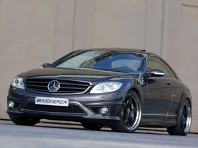 Ver foto 1 de Mercedes Kicherer CL60 Coupe 2009