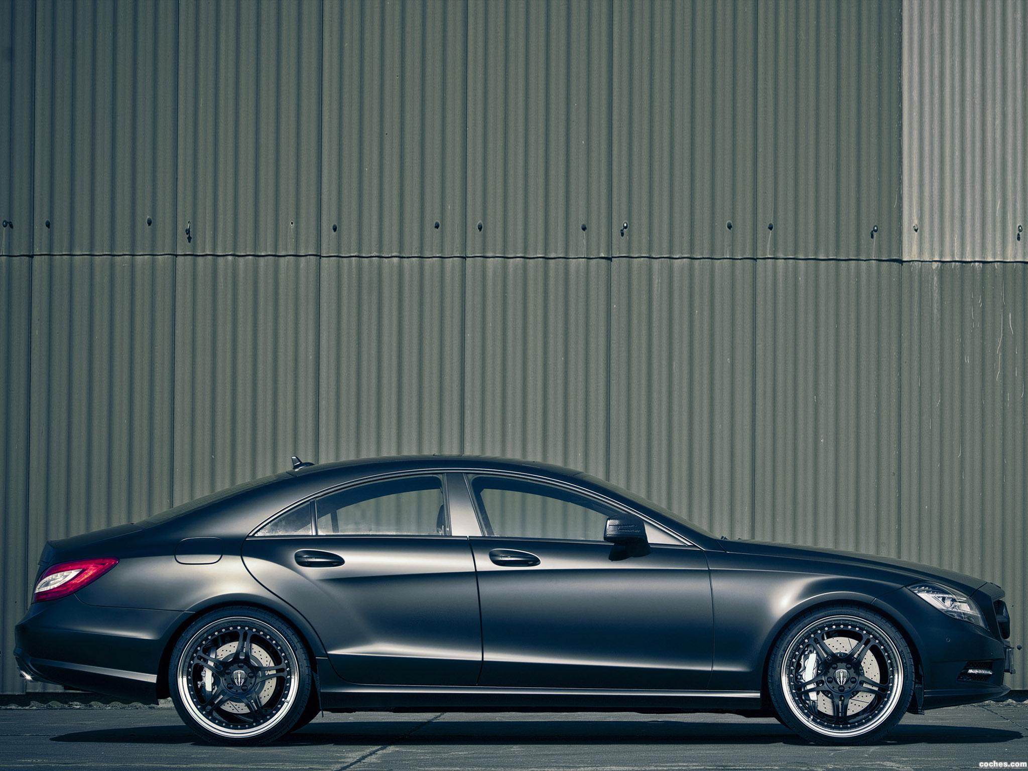 Foto 2 de Kicherer Mercedes Clase CLS Edition Black 2011