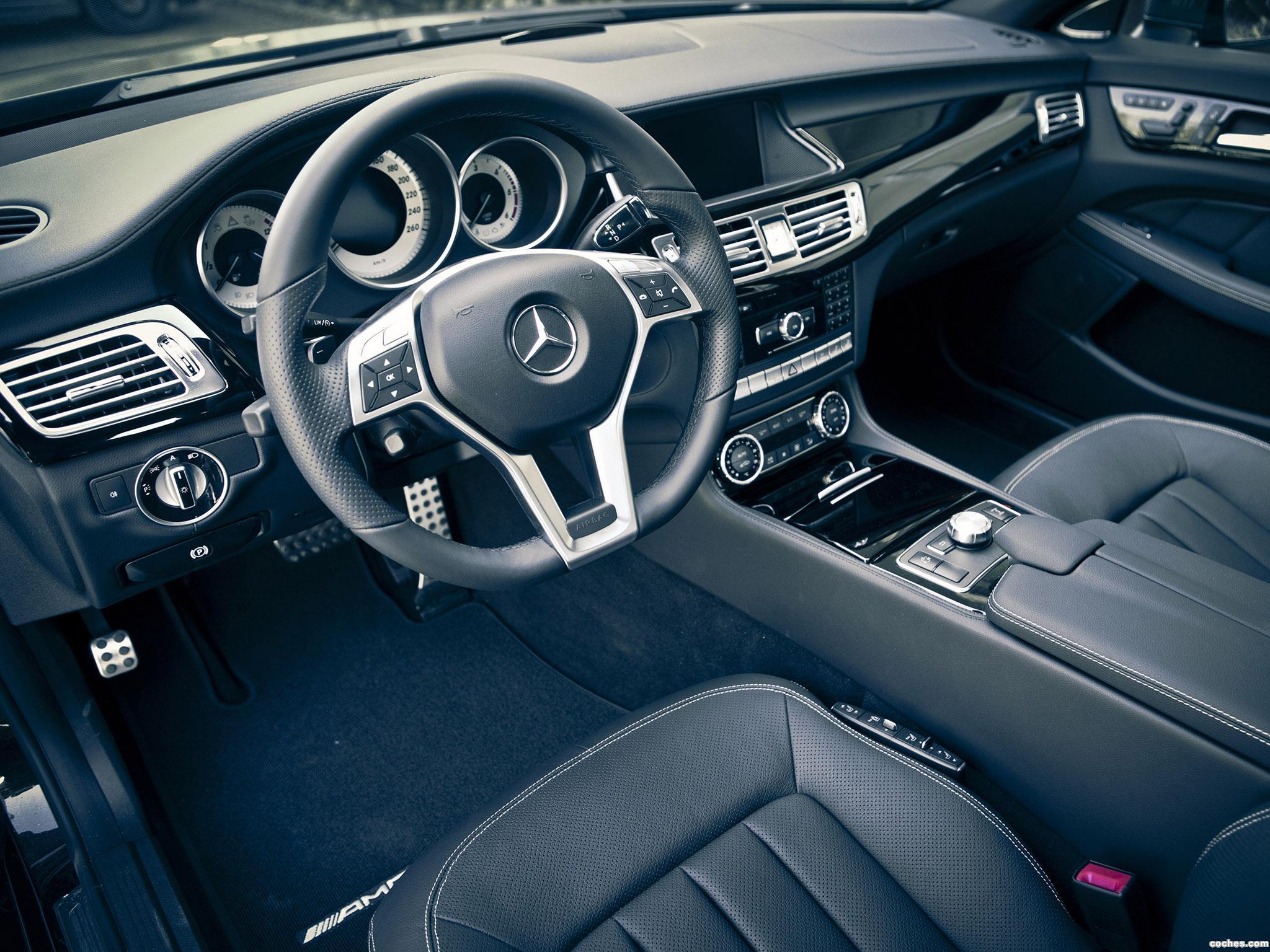 Foto 1 de Kicherer Mercedes Clase CLS Edition Black 2011