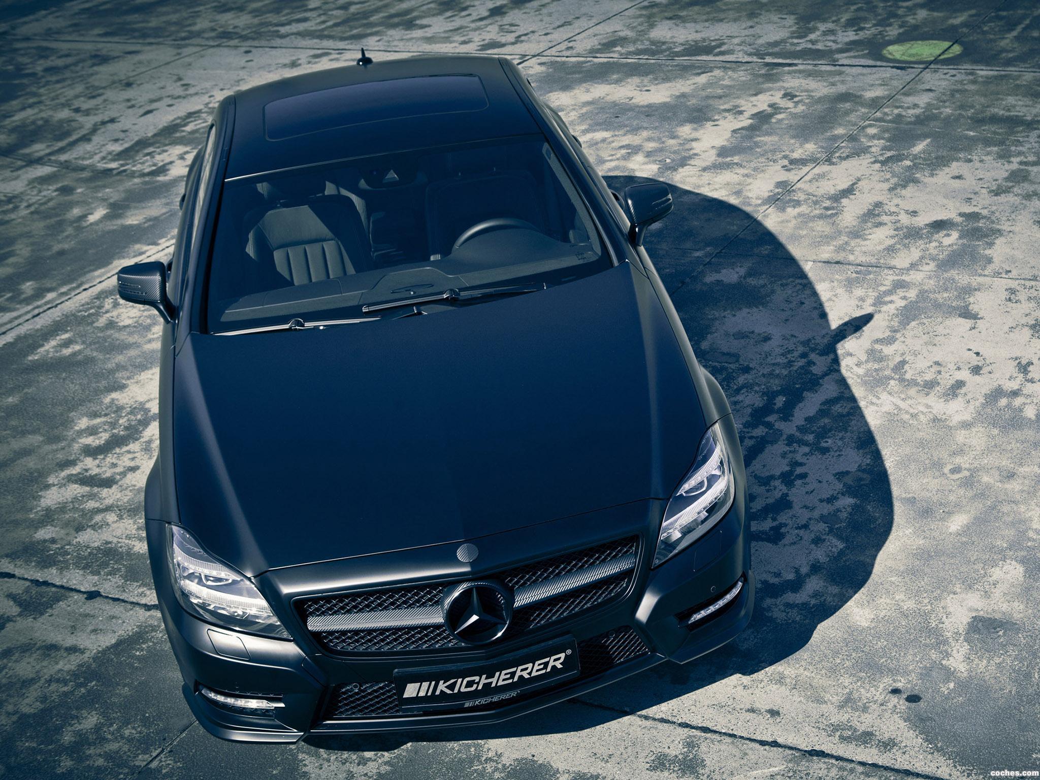 Foto 0 de Kicherer Mercedes Clase CLS Edition Black 2011