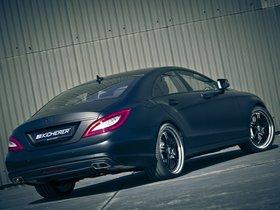 Ver foto 4 de Kicherer Mercedes Clase CLS Edition Black 2011