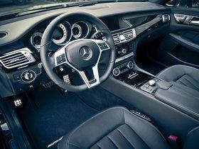 Ver foto 2 de Kicherer Mercedes Clase CLS Edition Black 2011