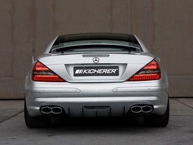 Ver foto 7 de Kicherer Mercedes Clase SL R230 EVO II 2009