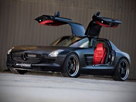 Fotos de Mercedes kicherer SLS AMG Supersport Edition Black 2010