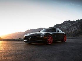Fotos de Klassen-ID Mercedes AMG SLS 2015