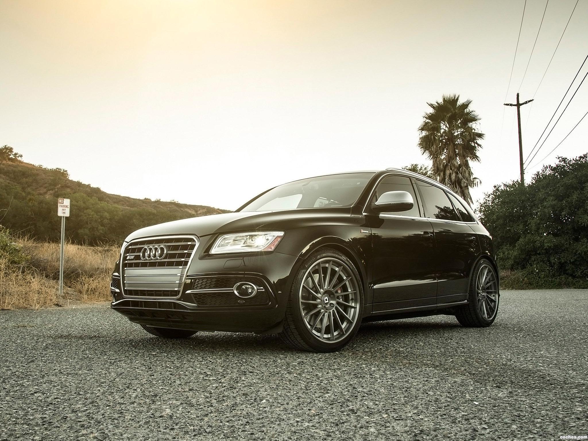 Foto 0 de Klassen-ID Audi SQ5 2015