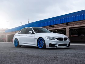 Fotos de Klassen iD BMW M3 2015