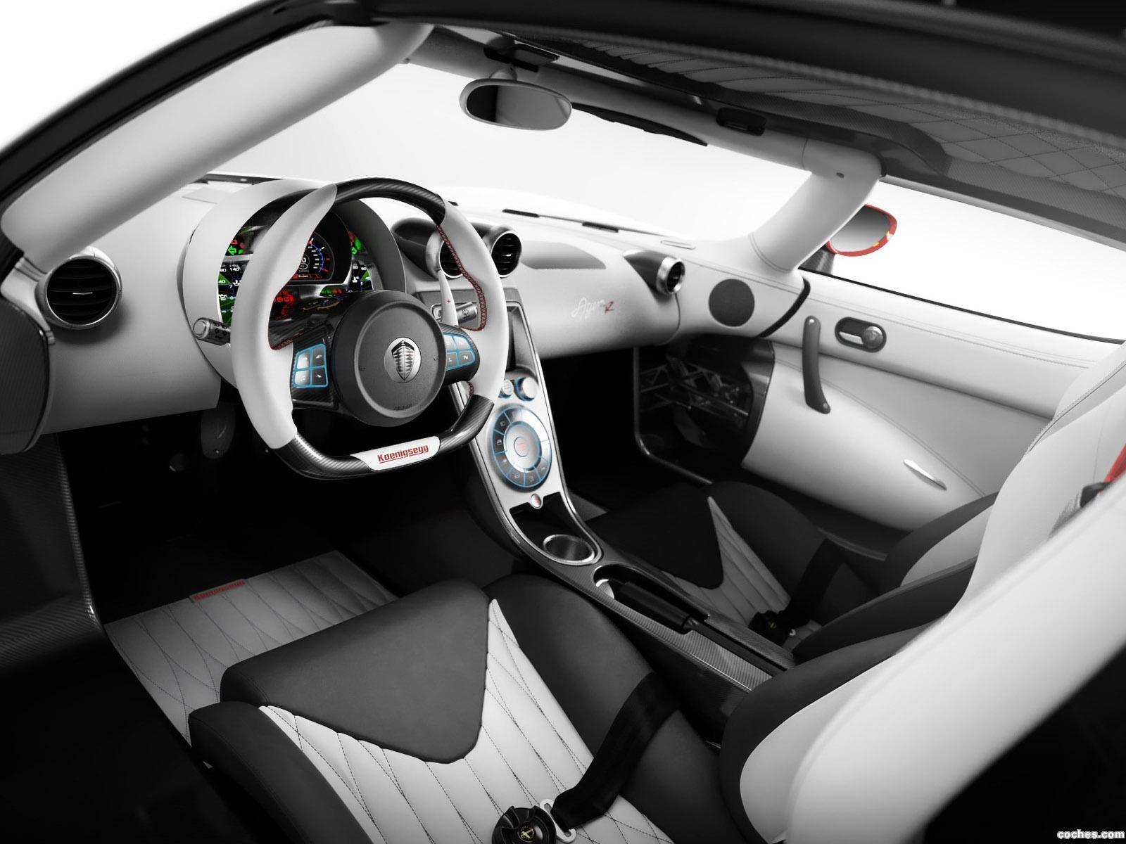 Foto 5 de Koenigsegg Agera R 2011