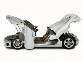 Ver foto 18 de Koenigsegg CC8S 2002