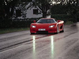 Ver foto 9 de Koenigsegg CC8S 2002