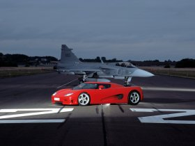 Ver foto 4 de Koenigsegg CC8S 2002