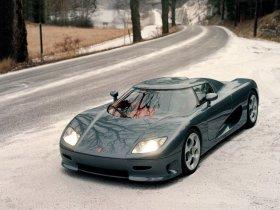 Ver foto 2 de Koenigsegg CC8S 2002