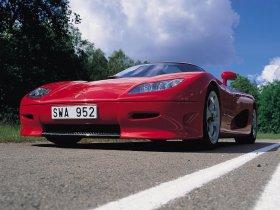 Ver foto 1 de Koenigsegg CC8S 2002