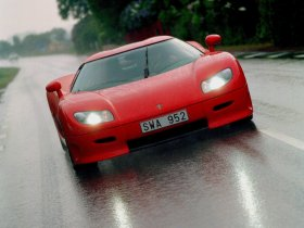 Ver foto 14 de Koenigsegg CC8S 2002