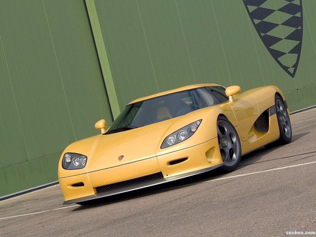 Foto 2 de Koenigsegg CCR 2004