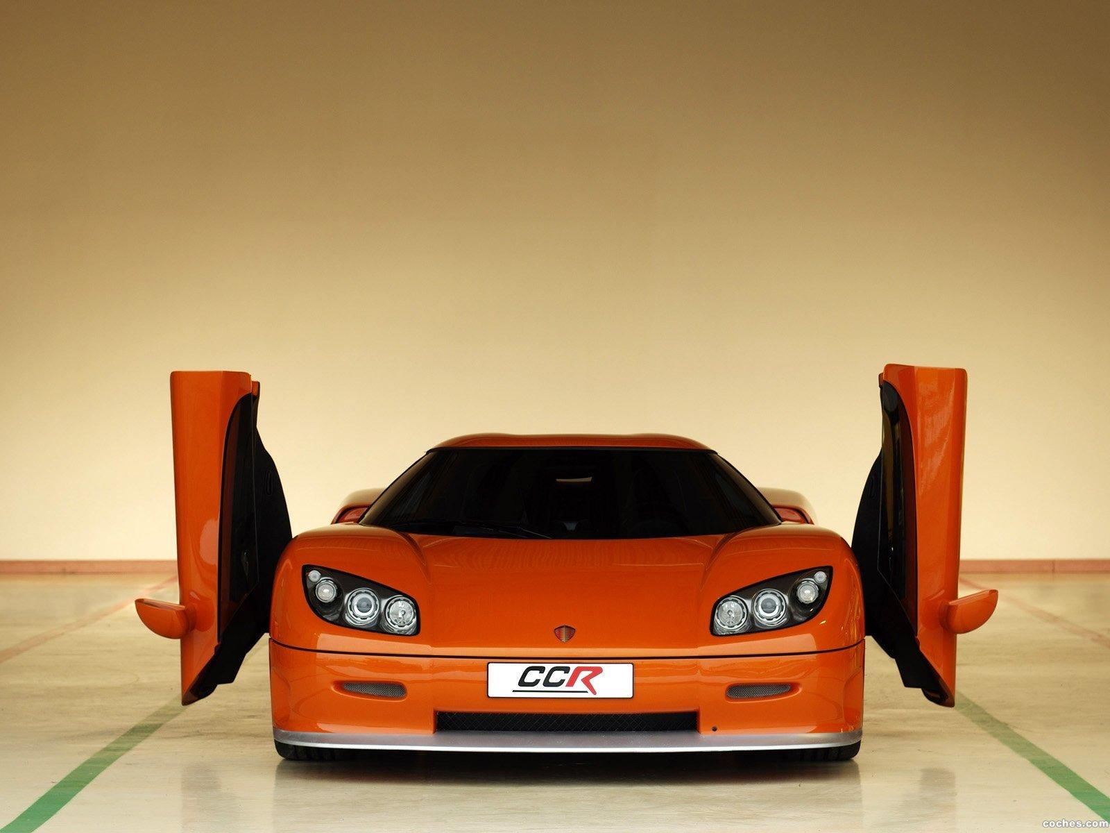 Foto 6 de Koenigsegg CCR 2004