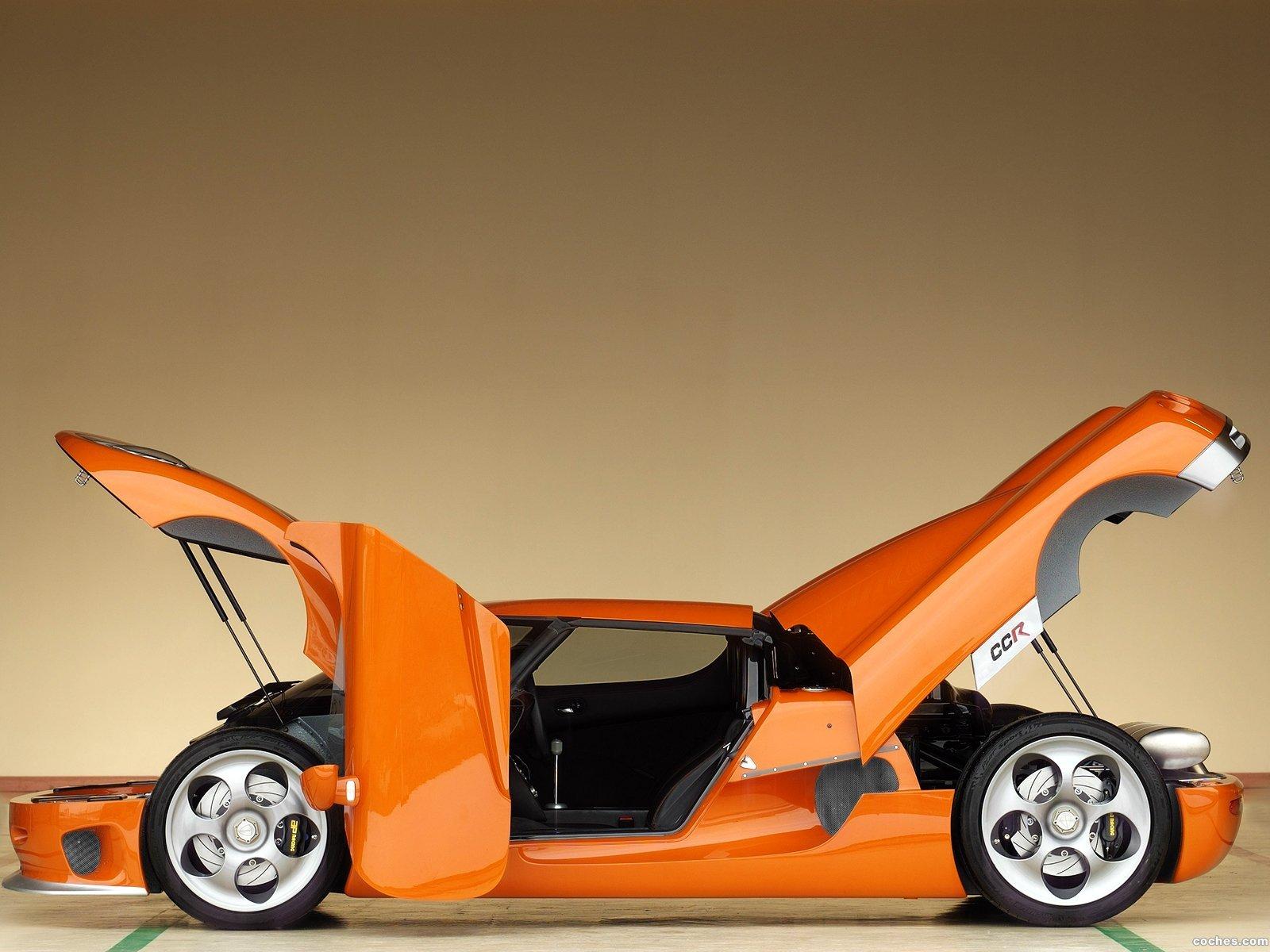 Foto 5 de Koenigsegg CCR 2004