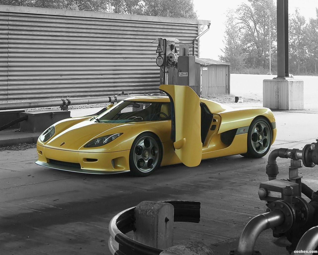 Foto 0 de Koenigsegg CCR 2004