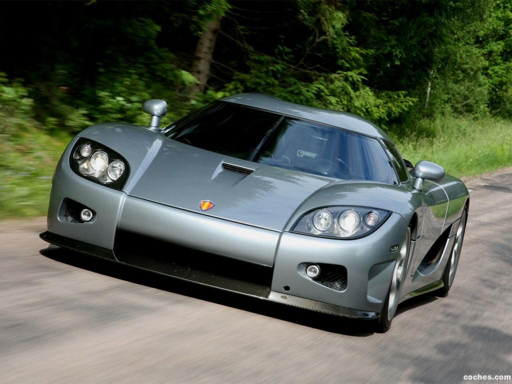 Foto 0 de Koenigsegg CCX 2006