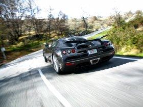 Ver foto 10 de Koenigsegg CCXR Special Edition 2008