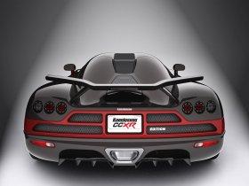 Ver foto 21 de Koenigsegg CCXR Special Edition 2008