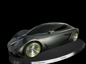 Ver foto 3 de Koenigsegg Quant Concept 2009
