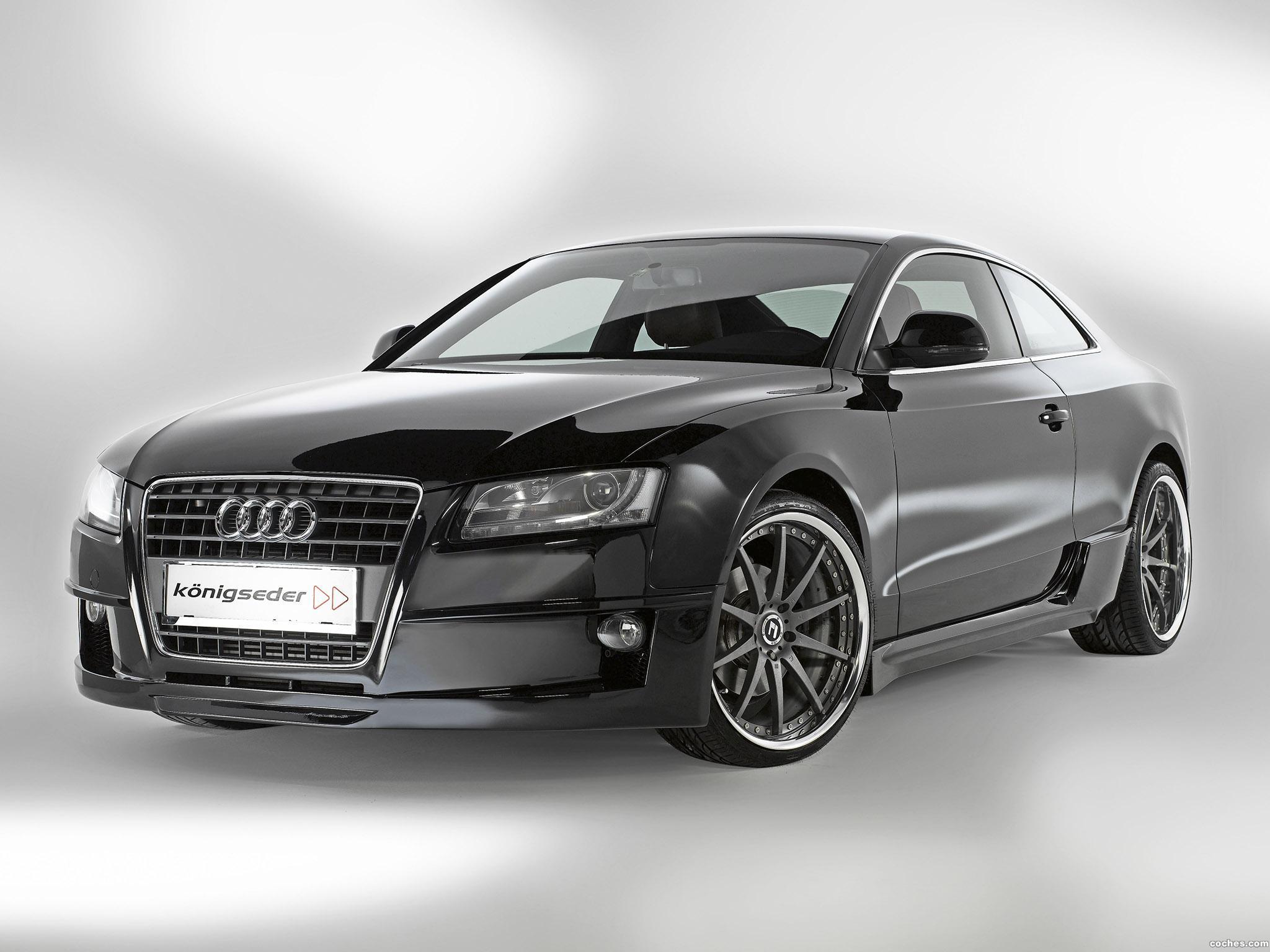 Foto 0 de Konigseder Audi S5 2009