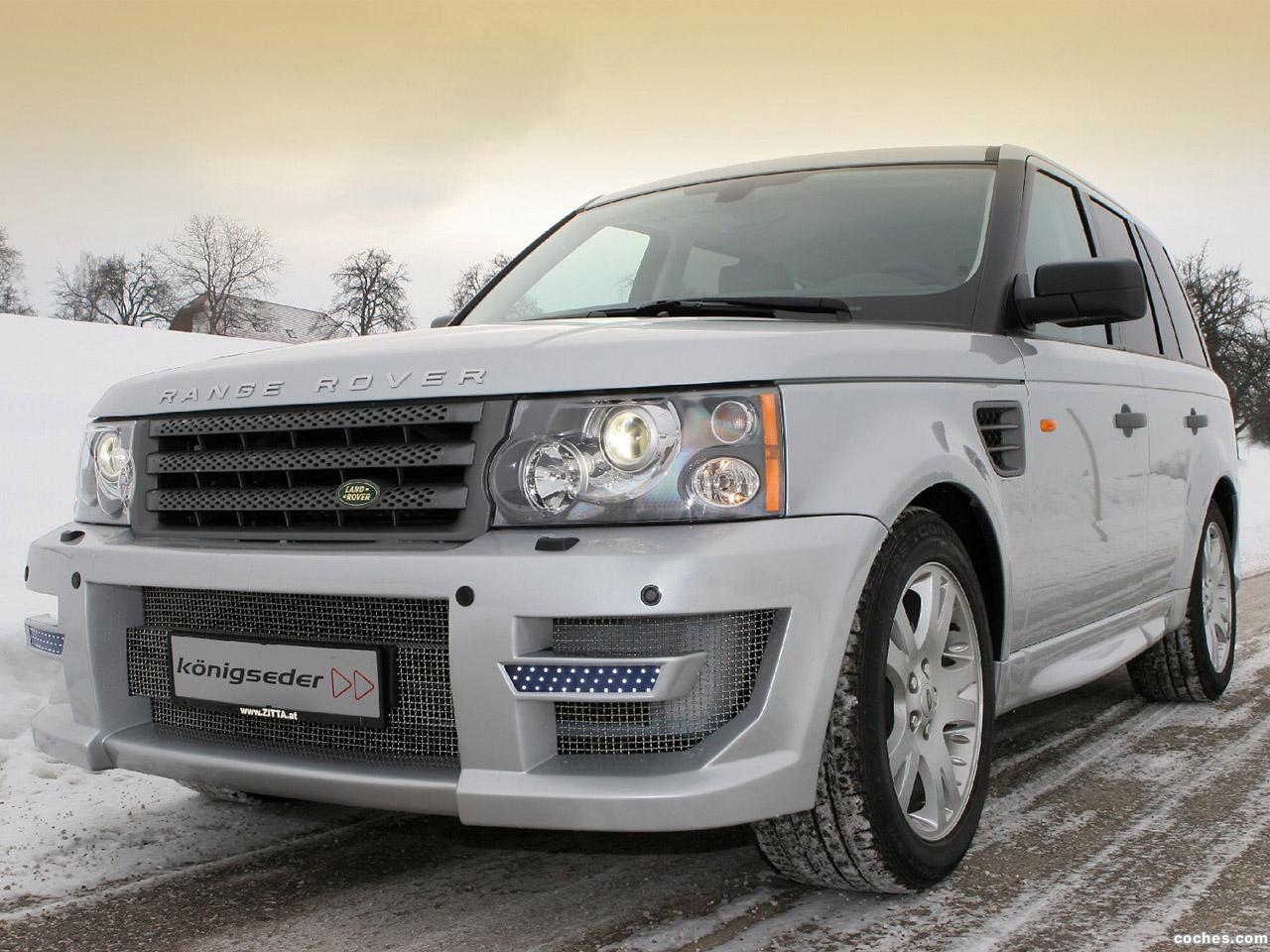 Foto 0 de Konigseder Land Rover Range Rover Sport 2009