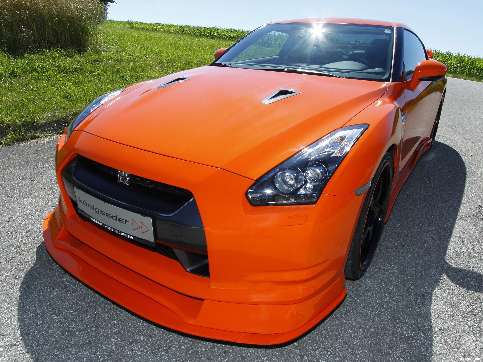 Foto 0 de Konigseder Nissan GT-R R35 2010