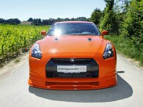 Ver foto 9 de Konigseder Nissan GT-R R35 2010