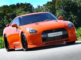 Ver foto 6 de Konigseder Nissan GT-R R35 2010