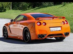 Ver foto 3 de Konigseder Nissan GT-R R35 2010