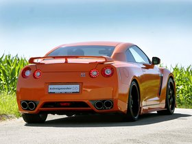 Ver foto 2 de Konigseder Nissan GT-R R35 2010