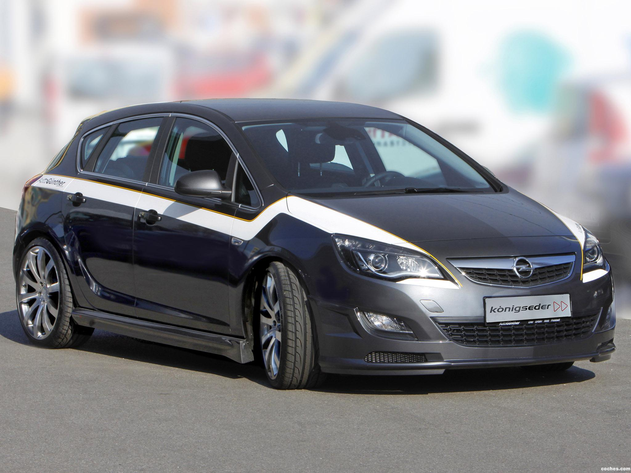 Foto 0 de Konigseder Opel Astra 2010