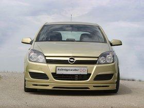 Ver foto 3 de Konigseder Opel Astra H 2010