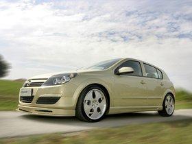 Fotos de Konigseder Opel Astra H 2010